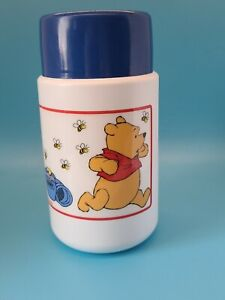 Vintage Winnie the Pooh Honey Picnic THERMOS Disney! Lunchbox Not Included