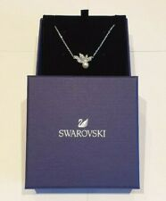 SWAROVSKI Crystal Louison Crystal & Pearl Necklace 5422685