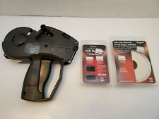 Monarch Paxar 1131 One Line Price Tag Label Gun w/ Pricing Labels & Ink Roller