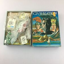 Avalon Hill Civilization Civilization (Leaders Portrait Cover) COMPLETE