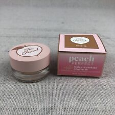 Too Faced Peach Perfect Instant Coverage Concealer Matte Color: Rose Tea 0.24 Oz