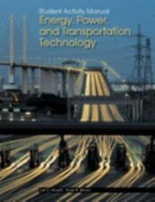 Energy, Power, and Transportation Technology, Brown, Ryan A., Litowitz, Len S.,