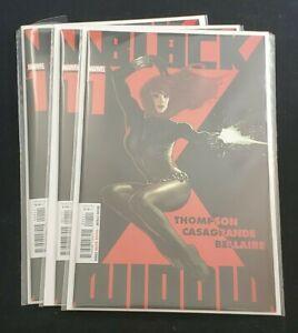 MARVEL COMICS BLACK WIDOW #1 MAIN COVER 2020