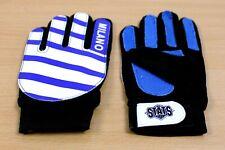 Milano Kids Goalkeeping Gloves Boys Girls Football Training Gloves