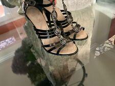 Chanel sandals, size 37 1/2 C