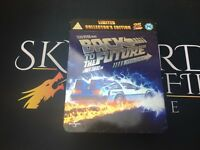 Back To The Future Trilogy 25 Years Collectors Limited Edition Tin (bluray)