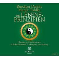 RÜDIGER/DAHLKE,MARGIT DAHLKE - DIE LEBENSPRINZIPIEN 12 CD NEU