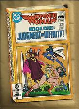 Wonder Woman #291 vfn 1982 cents Power Girl cameo DC Comics US comics