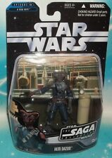 STAR WARS AOTC SAGA SERIES #033 ESCAPE MOS EISLEY CANTINA ALIEN HEM DAZON FIGURE