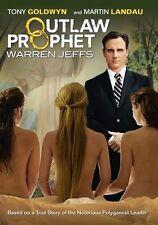 THE OUTLAW PROPHET: WARREN JEFFS  (2014) Region Free DVD - Sealed