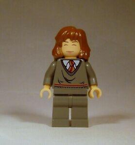 LEGO Harry Potter Minifigure Hermione Sleeping Face 4762 Merpeople RARE