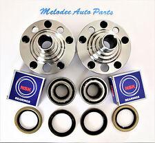 2 REAR Wheel Hub W/ NSK Bearing Set For TOYOTA HIGHLANDER AWD / LEXUS RX300 AWD