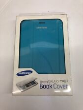 Galaxy Tab 2 7.0 Cover In Blue Booktype New