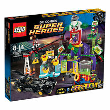 LEGO DC Universe Super Heroes Joker-Land (76035) NEU OVP