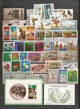 OLYMPICS/Many nations-all different (89) Stamps