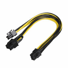6 PIN Graphics Card Cable for EXP GDC Dock Video Independent External Laptop