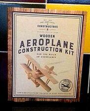 BNIB Wooden Aeroplane Construction Kit
