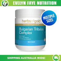 HERBS OF GOLD Bulgarian Tribulus Complex - 30 / 60 / 120 Tablets