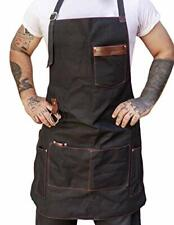 Chef Apron - Incredible Aprons For Men - A must have for your Grilling Tools