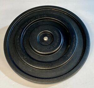 Sunbeam Mixmaster 2357 Contemporary Classics Original OEM ~ Black Turntable