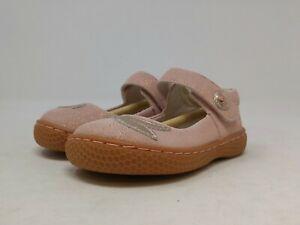 Livie & Luca Toddler Desert Rose Shimmer Comfort Shoe 6 US