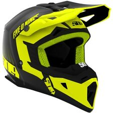 509 Tactical Snow Snowmobile Polycarbonate Helmet - Hi-Vis - F01001000-___-502