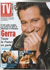 FIGARO TV 23/11/2002 laurent gerra