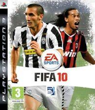 FIFA 10 PS3 SONY PLAYSTATION 3 NUOVO SIGILLATO ITALIANO LET'S FIFA 10