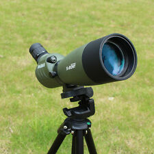 FMC 25-75x70mm WaterResistant 45Degree Angled Zoom Spotting Scope w/ Tripod Hot