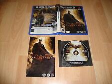 BATMAN BEGINS VIDEOJUEGO DE EA GAMES PARA LA SONY PS2 USADO COMPLETO