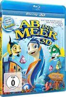 Blu-Ray 3D - Ab Ins Mer - Auf Der Recherche Du Perle - Neuf/Emballé