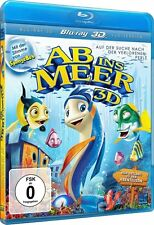 BLU-RAY 3D - AB INS MEER - ON THE SUCHE AFTER THE LOST PEARL