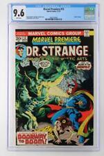 Marvel Premiere #12 -NEAR MINT- CGC 9.6 NM+ Marvel 1973 - Doctor Strange!