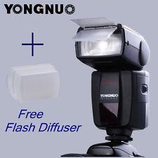 YONGNUO Speedlite Flash Unit YN467-II TTL  for Nikon DSLR Camera with diffuser