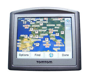TomTom ONE 3rd Edition - Customized Maps Handheld