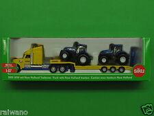 1:87 Siku Farmer 1805 LKW mit New Holland Traktoren Blitzversand per DHL-Paket