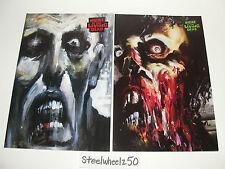 Night Of The Living Dead 2 Comic Lot 1 Fantaco 1991 George Romero Movie Zombie