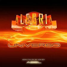 CD ONLY (ARTWORK/DIGIPAK MISSING) Abel/Various Artists: Alegria Universo