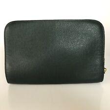 Louis Vuitton Taiga Baikal Episea M30184 second bag clutch bag handbag u (58-4