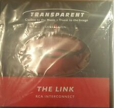 Transparent Audio The Link Audio Cable 1 Meter RCA TL1