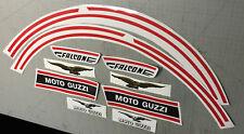 Kit Moto Guzzi Nuovo Falcone modello bianco - adesivi/adhesives/stickers/decal