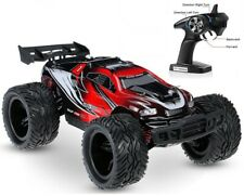 Haktoys 1:12 Scale High-Speed 22 MPH AWD 2.4GHz Off-Road RC Stunt Buggy Monster