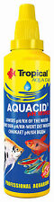 Descolorará tropical aquacid inferior pH/KH Minus Acuario Peces Tanque de agua (500ml)