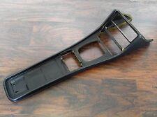 NICE CLEAN USED ORIGINAL GENUINE PORSCHE 944 BLACK CENTER CONSOLE