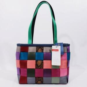 NWT RARE HARVEY'S SEATBELT LIMITED EDITION PAINT BY NUMBERS MULTICOLOR TOTE