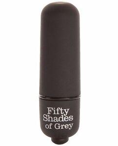 Fifty Shades of Grey Heavenly Massage Bullet Vibrator - Free USA Shipping