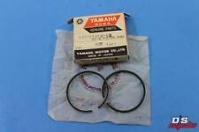 NOS YAMAHA YH1 PISTON RING SET .25 OVER PART# 131-11610-10-00