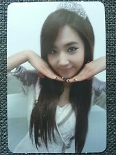 SNSD YURI Official PHOTOCARD 3rd Album MR. TAXI Girl's Generation KOREA Pr. 유리