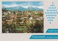 AK Grüße aus Traunstein - die grüne Stadt - versch. Ansichten