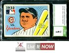 Hottest Babe Ruth Cards on eBay 85
